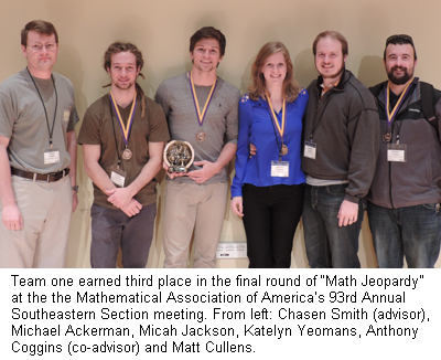 Math Tournament 2014