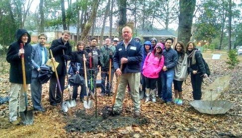 COSM Celebrates Arbor Day 2015
