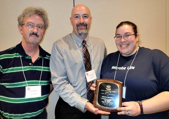 Sarah Braswell Masters Scholarship Award