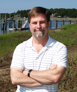 Dr. Clark Alexander, Director of the Applied Coastal Research Laboratory