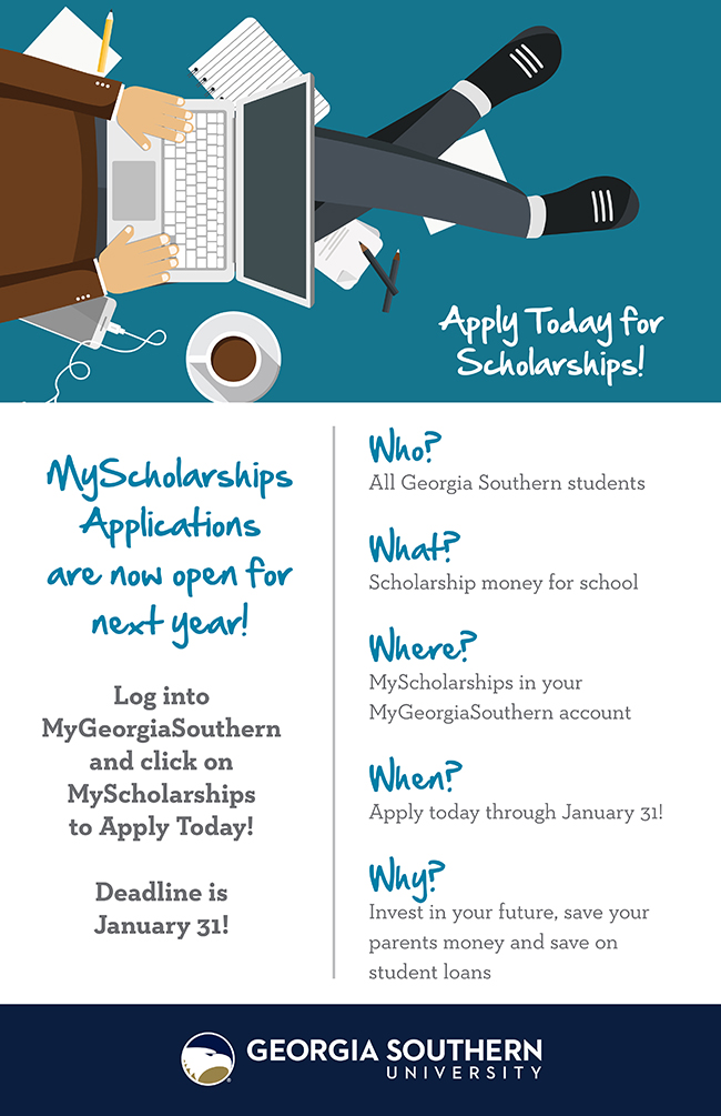 Apply Today for Scholarships!