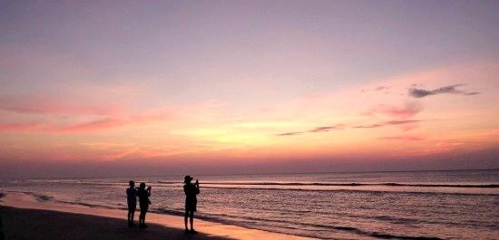 Sunset St. Catherines Island