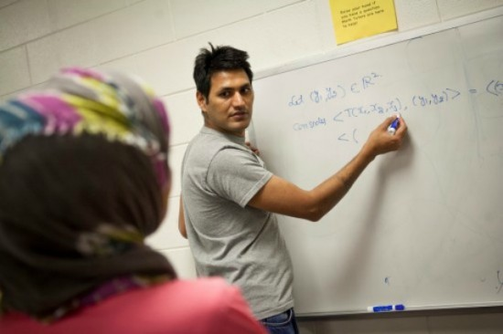 Explore undergraduate science degrees and math degrees.
